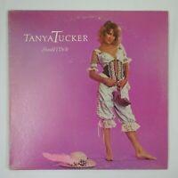 Tanya Tucker Vinyl LP Should I Do It