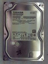 "Toshiba | Desktop HDD | DT01ACA100 | Hard Disk  Drive | 3.5"" | 1000GB 1TB"