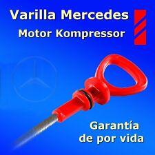 Varilla de nivel de aceite para motor Mercedes W203  W209 W211 SLK CL Kompressor