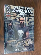 The Punisher Max by Garth Ennis Omnibus Vol. 1 Marvel Garth Ennis NEW Sealed