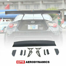 For TOYOTA SUBARU FT86 BRZ RB Style FRP Fiber Ver 1 Rear GT Spoiler Wing Bodykit