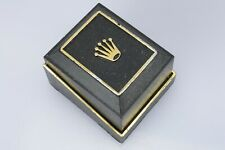 """Rolex Ring-Box """"Cutler Imperial"""" Ltd New York Made in Usa 1970s"""