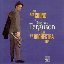 Maynard Ferguson And His Orchestra The New Sound Of Maynard Ferguson 1964