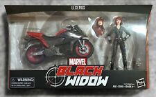 Marvel Legends Ultimate Riders: Black Widow Action Figure NEW