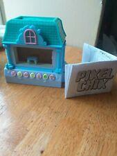 2005 Pixel Chix Blue House Electronic Interactive Virtual Toy Mattel Works Rare
