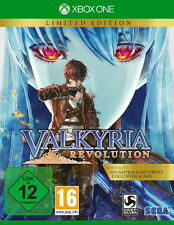 Valkyria Revolution - Limited Edition (Microsoft Xbox One, 2017)