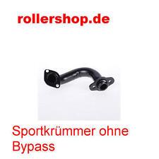 Krümmer Sport für Piaggio Sfera NSL, RST, Quartz, Zip