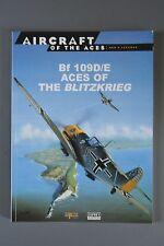 Aircraft of the Aces Men & Legends, Bf 109 D/E Aces of the Blitzkrieg, 1999