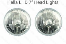 "HELLA LHD Left Hand Drive 7"" Halogen Headlamps Alfa Romeo Spider up to 1993"