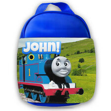 Personalised Thomas Tank Engine Kids Lunch Bag Any Name Childrens Boys School 3