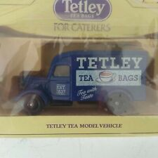 More details for tetley tea model vehicle for caterers exclusive die cast model  by lledo new