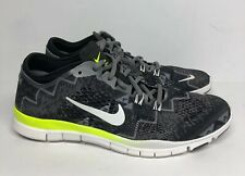 Nike Free 5.0 TR Fit 4 Black Women's Running Athletic Shoes Size 9