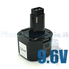 Batteria per BLACK & DECKER, DEWALT DE9036, DE9061, DE9062, DW9061, DW9062, PS12