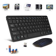 Schwarz Tastatur & Maus Mini in Schwarz für die Playstation 4 PS4 Play Station