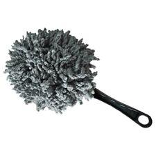 Plumero de limpieza de polvo a distancia de coche con empunadura - Gris E2N9