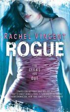 Rogue (Shifters),Rachel Vincent