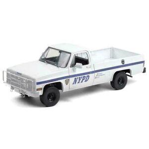 Chevrolet CUCV M1008 NYPD 1984 1/18 - 13561 GREENLIGHT