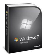 MS Windows 7 Ultimate Activation Key| 32/64 Bits| Genuine Product Key