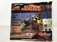 LEGO 5002145 - Rocket Raccoon - Polybag - New Sealed
