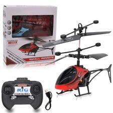 Elektrisch RC Helikopter Induktion Flugzeug Flying Fernbedienung Mini Kinder Toy