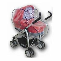 Universal Baby Pram Carry Cot Bassinet Rain Cover