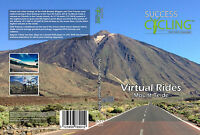 Virtual Rides Mount Teide Turbo Training DVD for Indoor Cycling