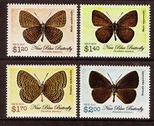 Sellos de Australia y Oceanía de mariposas