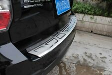 Rear Bumper Sill / Protector Plate Steel cover  FOR 2014 2015 Subaru Forester