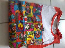 Tshirt collector blanc et rouge 30ans KINDER Enfant Garçon/Fille 10 Ans