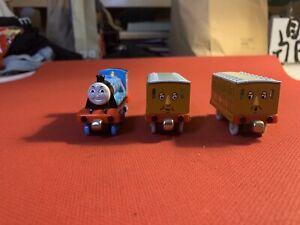 Gordon Annie & Clarabel Thomas & Friends Diecast Toy Trains Lot 2002