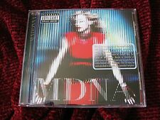 MINT & NEW Madonna MDNA Special Cover GOLD STAMP PROMO CD Different Graphics LP