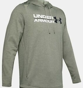 Under Armour New Mens Tec Terry Pullover Hoodie Long Sleeve  XXL, 3XL