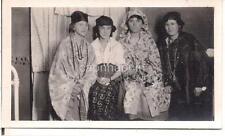 Edwardian Fashion Gypsy Costume Necklace Jewelry Women Vintage Tent 1910s Photo