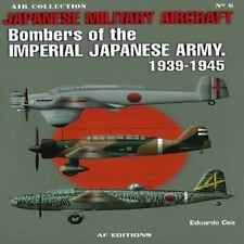 Bombers of the Imperial Japanese Army 1939-1945.  #  6 in series  E Cea