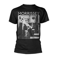Morrissey Haircut The Smiths Rock Licensed Tee T-Shirt Men
