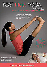 Tara Lee - Post Natal Yoga with Tara Lee (DVD) Brand New Sealed