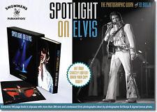 Elvis Presley: Spotlight On Elvis (Photobook w.signed Bonus Picture) - Ed Bonja