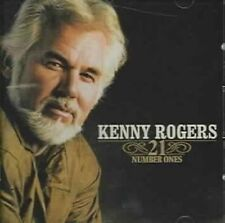 21 Number Ones 0094634046923 by Kenny Rogers CD