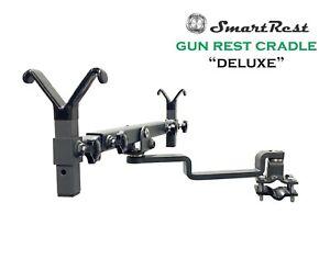 SmartRest - Gun Rest - SRGR Deluxe Model - Quad Bike, ATV and Ute gun rest