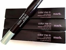 AVON Mark Color Me In Eye Crayon MINT CANDY .75 oz