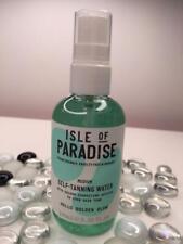 ISLE OF PARADISE Self Tanning Water MEDIUM(golden glow) 3.38oz Dlx Travel Size