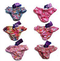 Girls Shorts Swim Bikini Zara Home Liberty Art Print Flower Girl Bow Summer 2-5