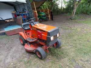 Westwood T1800 Ride-on Lawn Mower/Garden tractor with grass collector