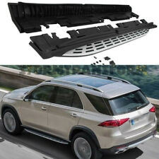 US Stock Side Step for Benz GLE W167 2020 Running Board Nerf Bar Pair Aluminum