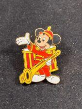 Disney Pin - Mickey Through the Years Mickey Mouse Club Trombone 48460 2006