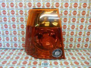 2004-2008 CHRYSLER PACIFICA DRIVER/LEFT SIDE REAR BRAKE TAIL LIGHT TAILLIGHT OEM