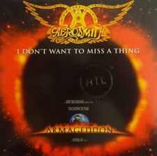 AEROSMITH : I DON'T WANT TO MISS A THING - [ CD SINGLE ]
