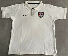 USA SOCCER NIKE USMNT POLO SHIRT MENS M/L