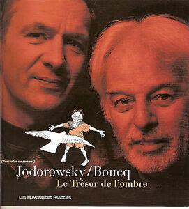 BOUCQ/JODOROWSKY: Le trésor de l'ombre. Dossier de presse.