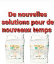 Désherbant Herbicide GLYPHOSAT 2x5 L Tous jardins concentrés Livraison GRATUITE